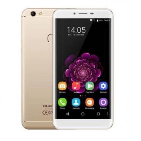 Oukitel Smartphone U15S Gold